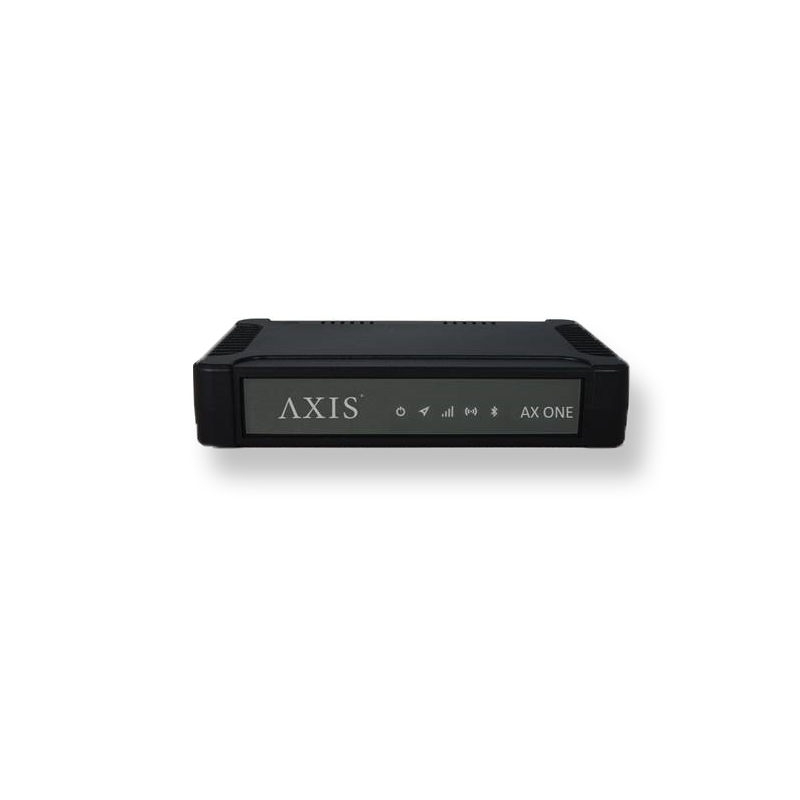 Axis AX ONE - Vehicle IoT Gateway