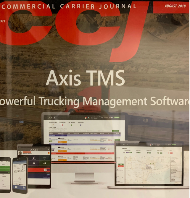 Trucking Software - Axis TMS