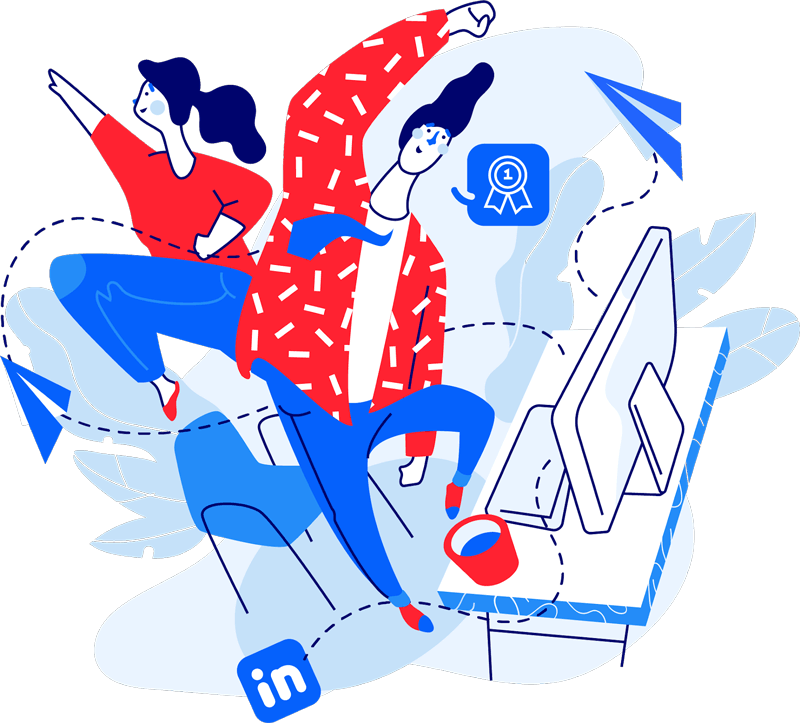 Teams love Linkedin automation