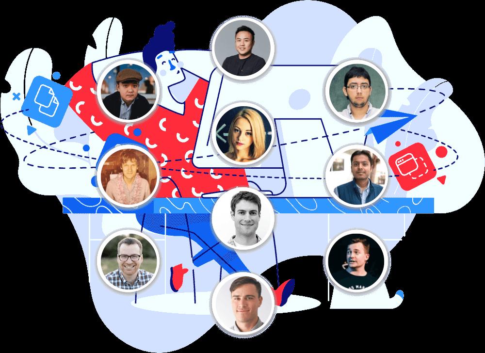 Orca Linkedin automation platform