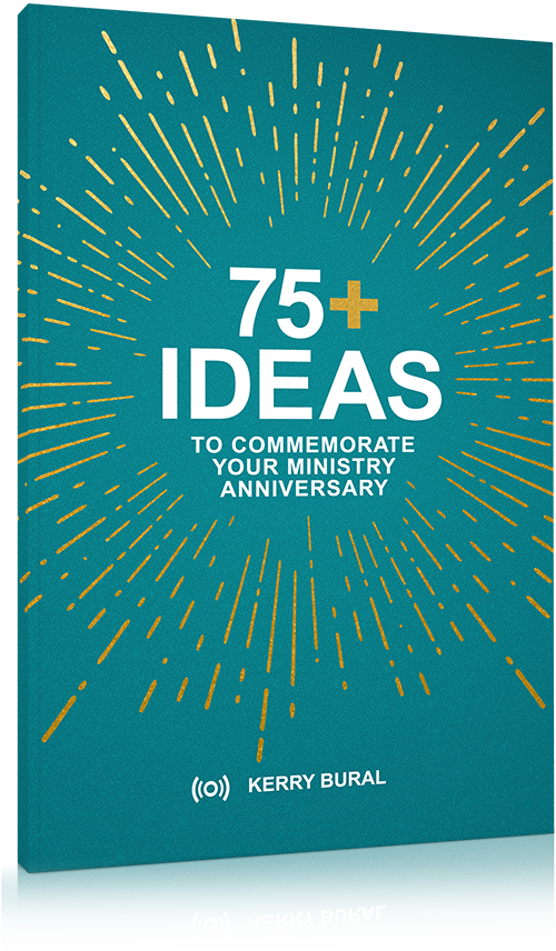 75+ Ideas to Commemorate Your Ministry Anniversary