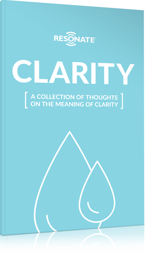 clarity: a collection of thoughts on the meaning of clarity