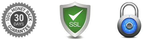 security image ssl and security lock icon
