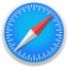apple safari internet browser logo