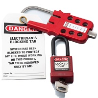 Lockout/Tagout Awareness, Industry