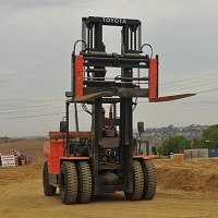 Forklifts, Construction
