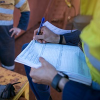 Confined Space Permits, Construction