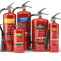 Fire Extinguisher Types, Construction