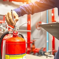 Fire Extinguisher Inspections, Construction