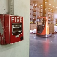 Shop & Warehouse Fire Safety, Industry