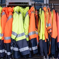 High-Visibility Safety Apparel, Construction