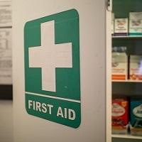 First Aid Steps, First Aid