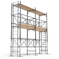 Weeklysafety.com exclusive safety meeting topic, specific to the construction industry, that is focused on raising awareness to critical areas of safety that pertain to supported scaffolds, including footing and placement, planks and platforms, load limitations and accessibility requirements.