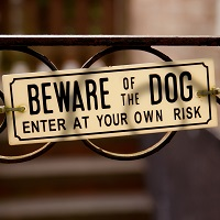 Weeklysafety.com exclusive safety meeting topic that provides tips on occupational dog bite safety for employees that work outdoors where people tend to walk their dogs and workers who regularly conduct business in residential neighborhoods.