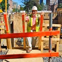 Job-Made Wooden Ladders, Construction