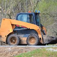 Skid-Steer Loader Incidents, Construction