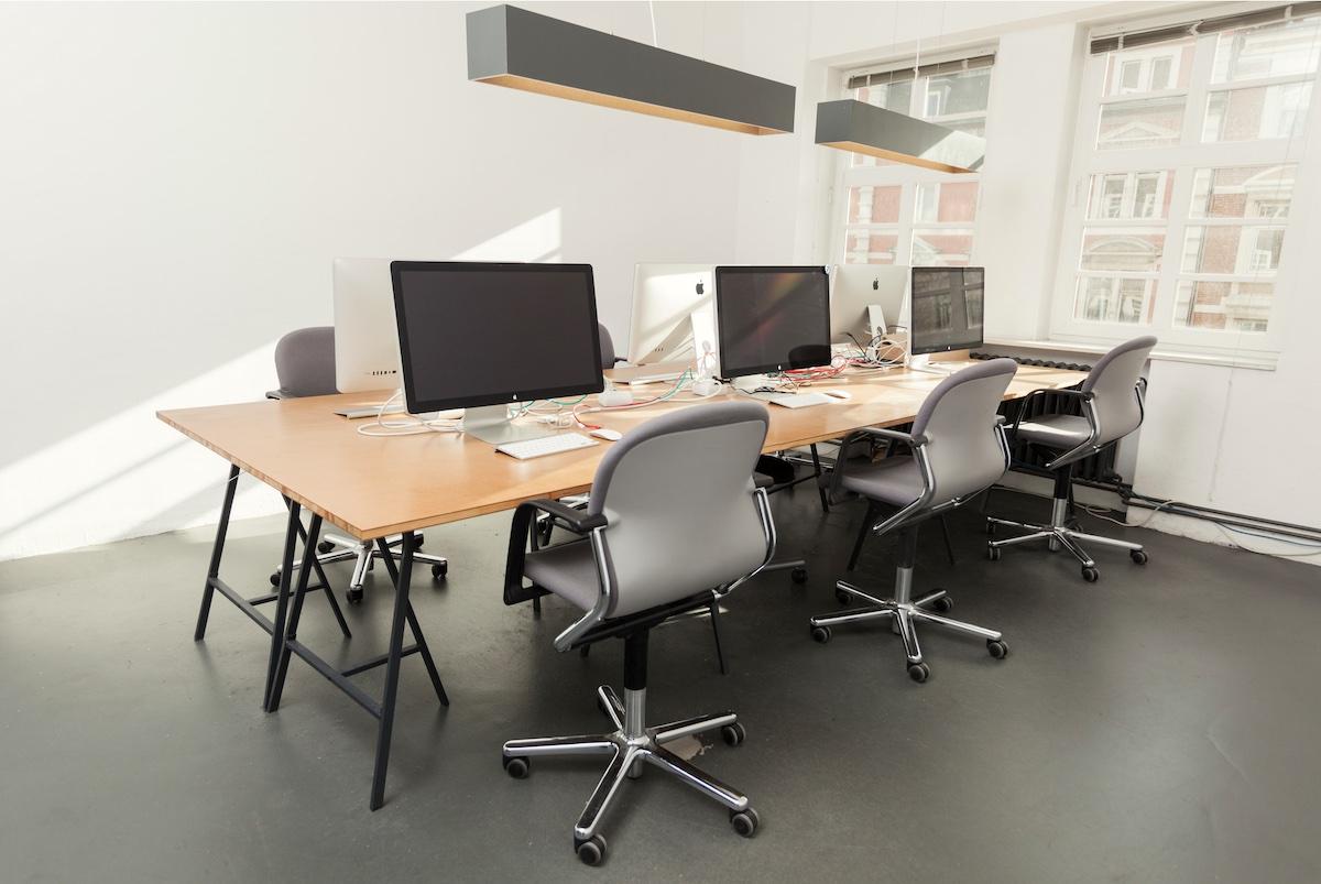 Private Offices und Team Büros im Hafven Coworking Space