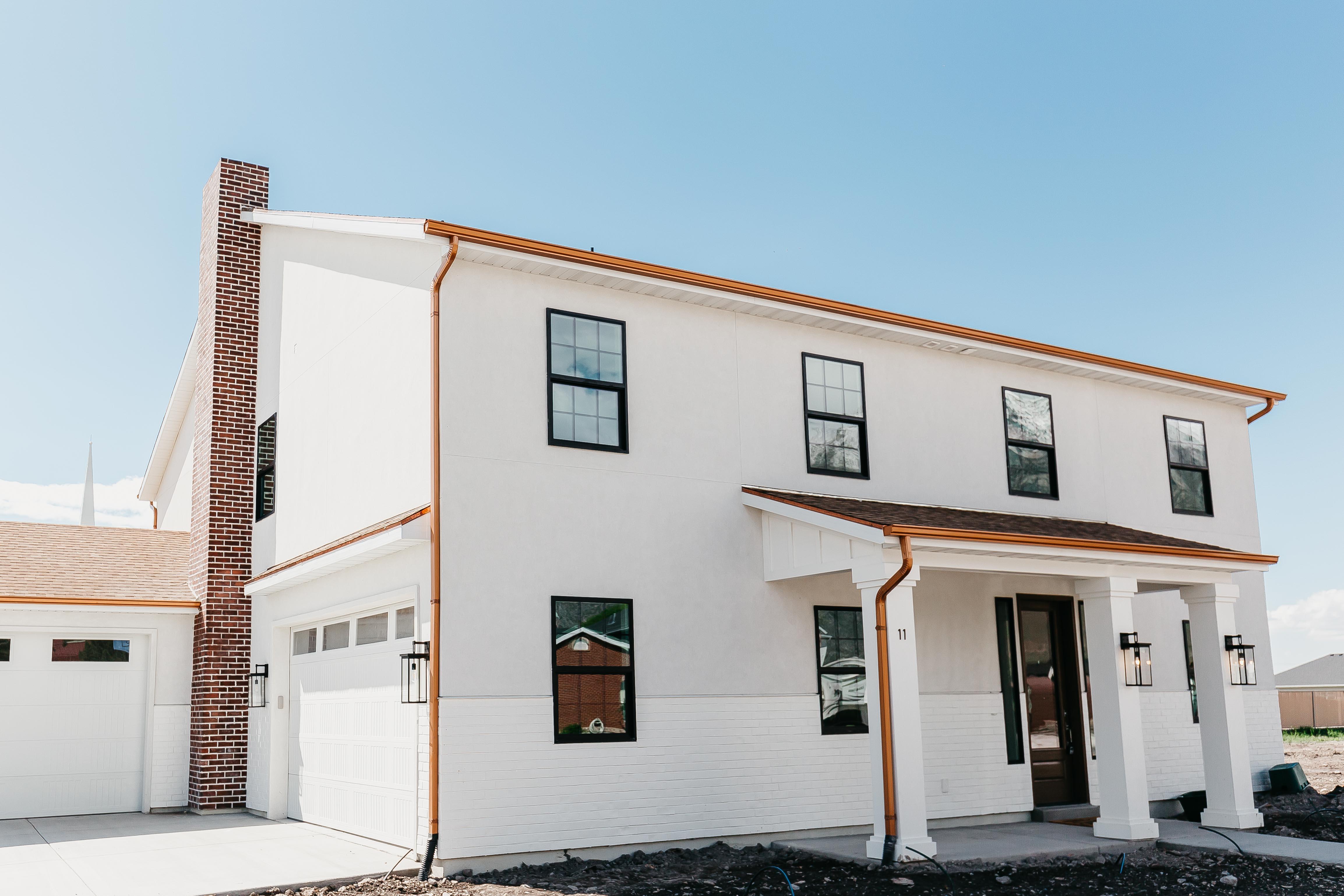 The Americana Built by Utah Home Builder Forum Builders