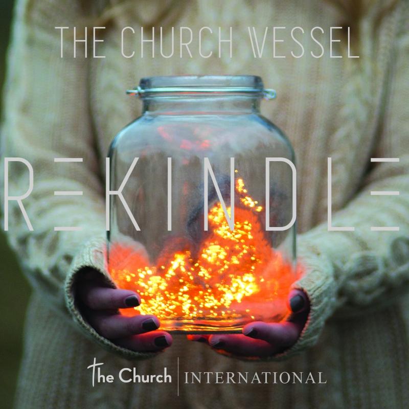 Rekindle 2016 Album Cover