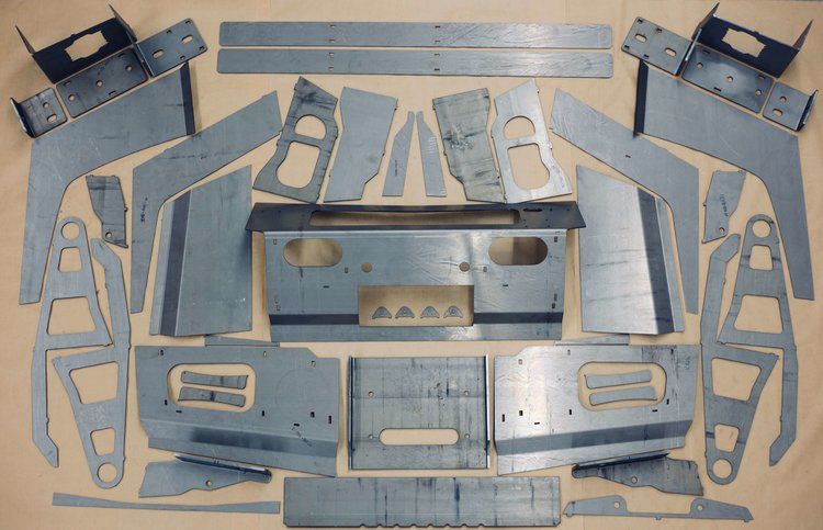 WIY Chevy Front Bumper Kit