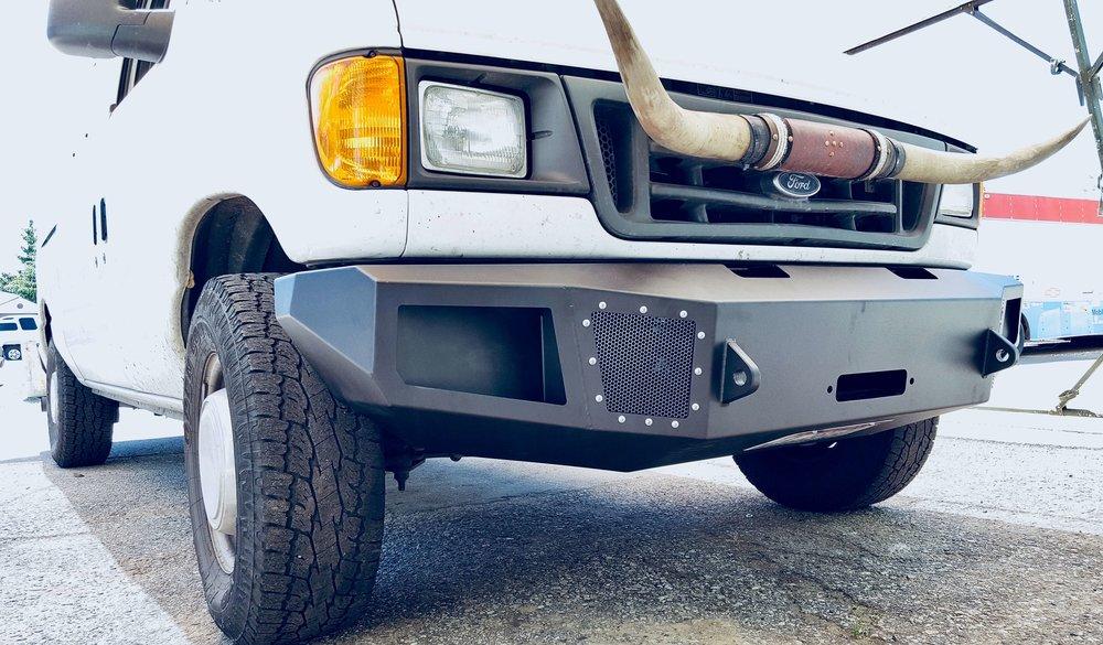 E350 Front Bumper