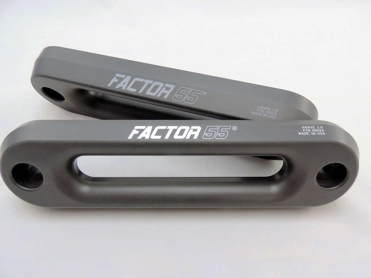 Factor 55 Hawse Fairlead