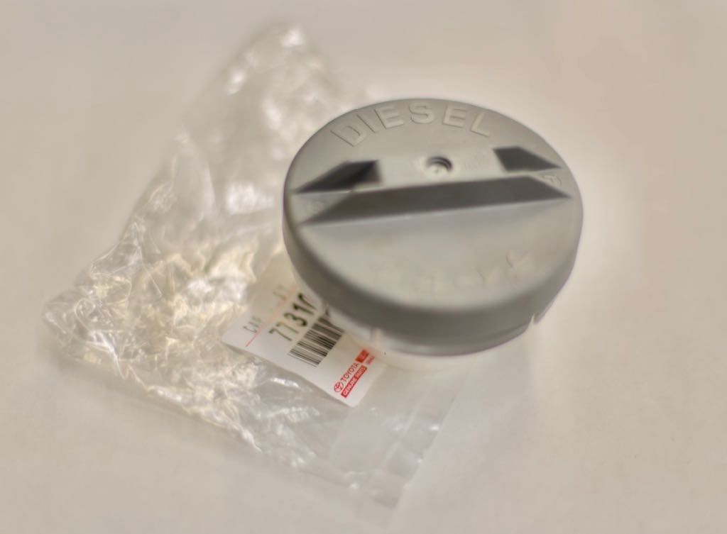 Toyota OEM Plastic Diesel Fuel Cap