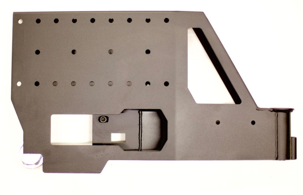 80 Series Swingarm, Rear Bumper