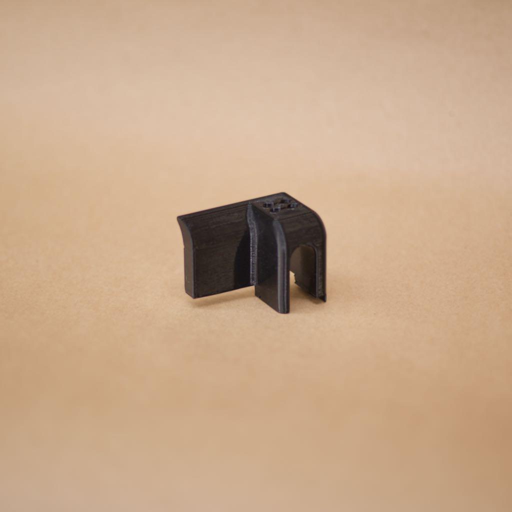 SolveFunction 3D-printed 1FZ Radiator Nipple Protector
