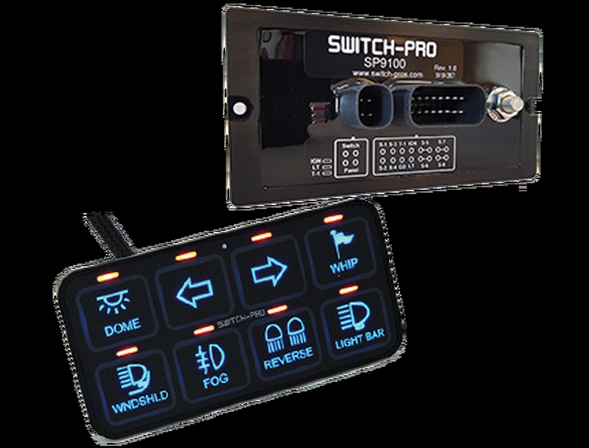 Switch-Pros 9100