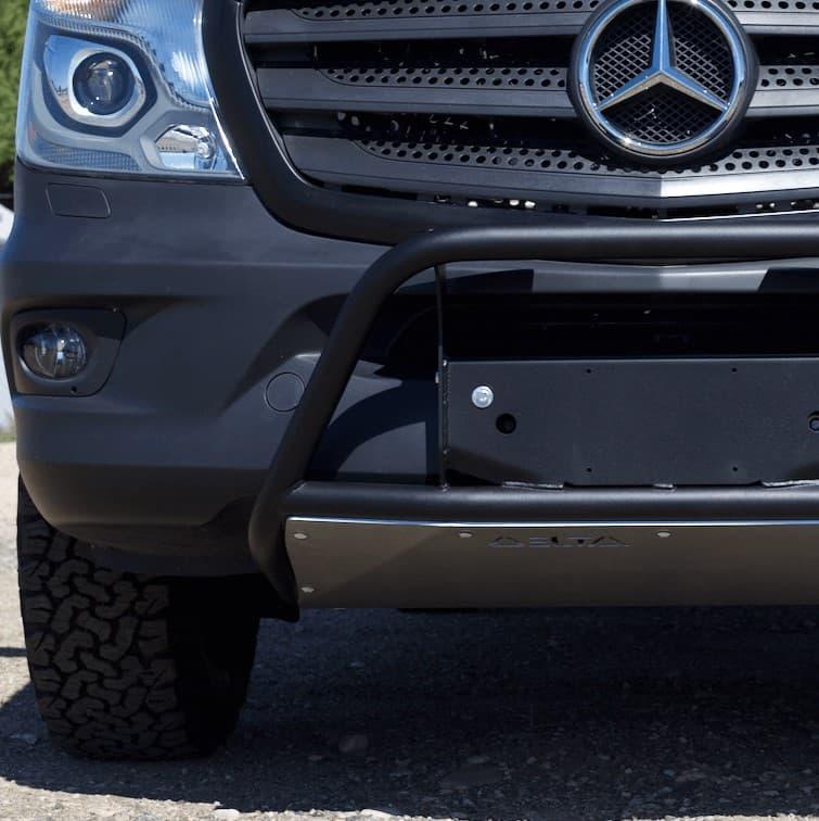 Sprinter Minima Front Bumper