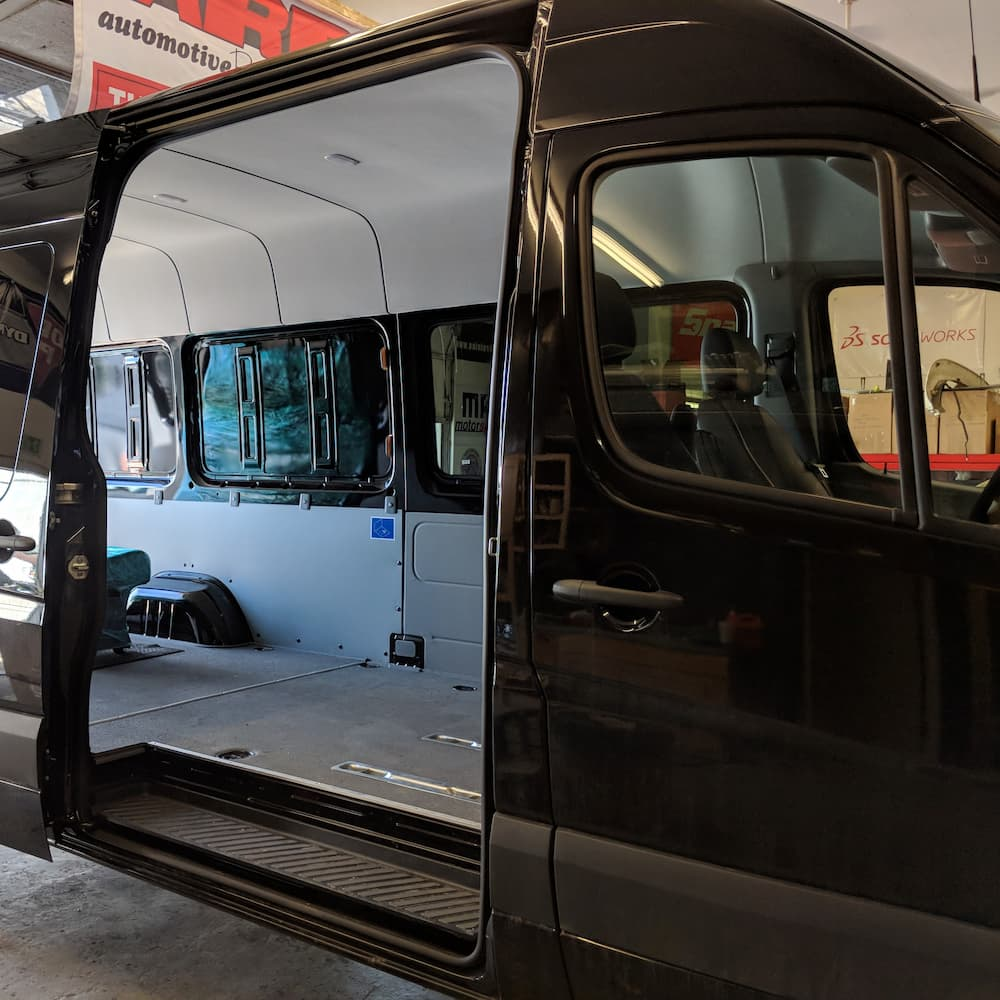 Adventure Wagon RUV Kit Install