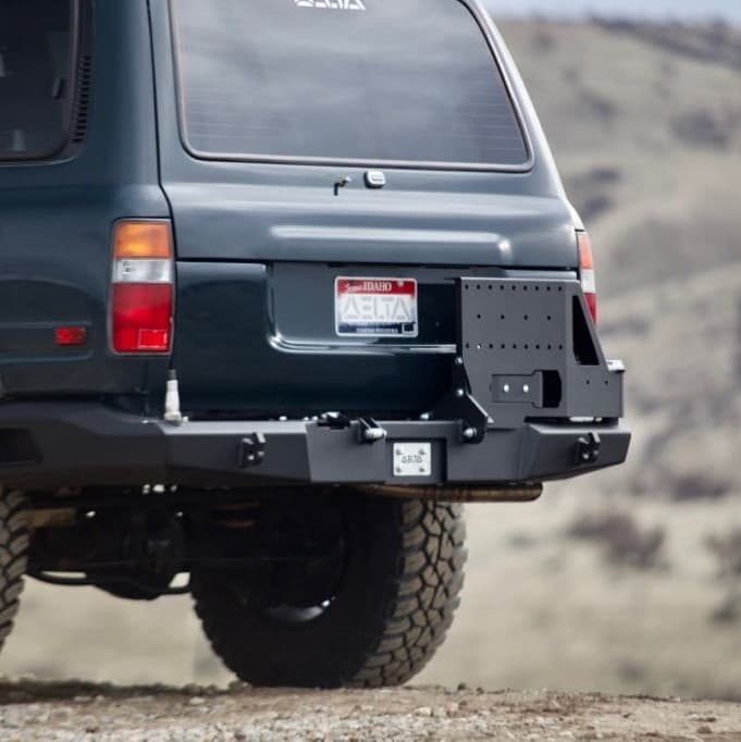 80 Series Swingarm, Rear Bumper