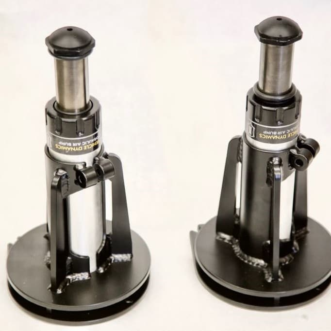 FJ80/FZJ80/LX450 Hydraulic Bumpstop Holders with Integrated Spring Spacer