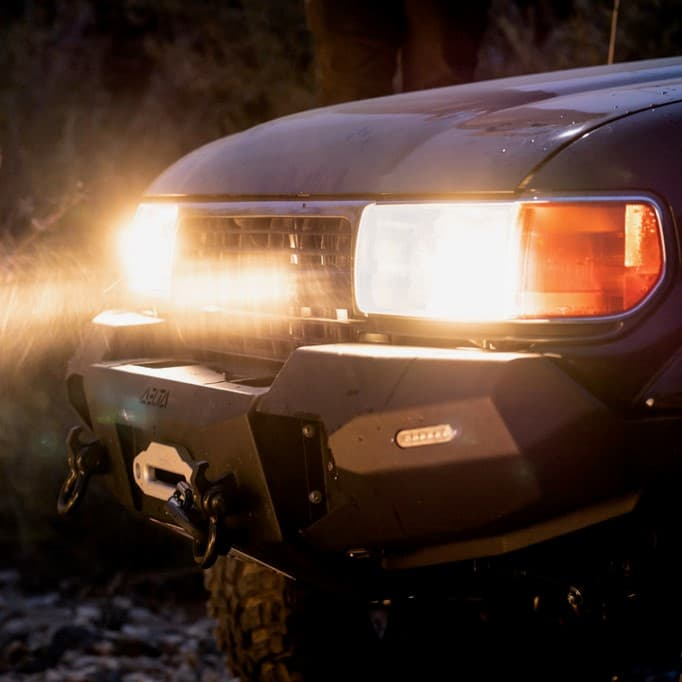 FJ/FZJ80/LX450 Front Bumper