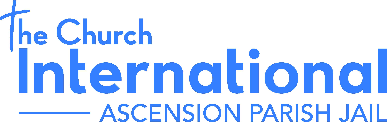 Ascension Parish Jail Logo - The Church International