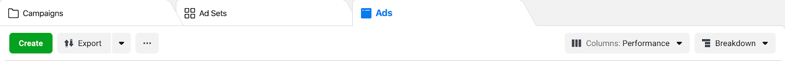 The Ad Creation Process in Facebook Ads Manager
