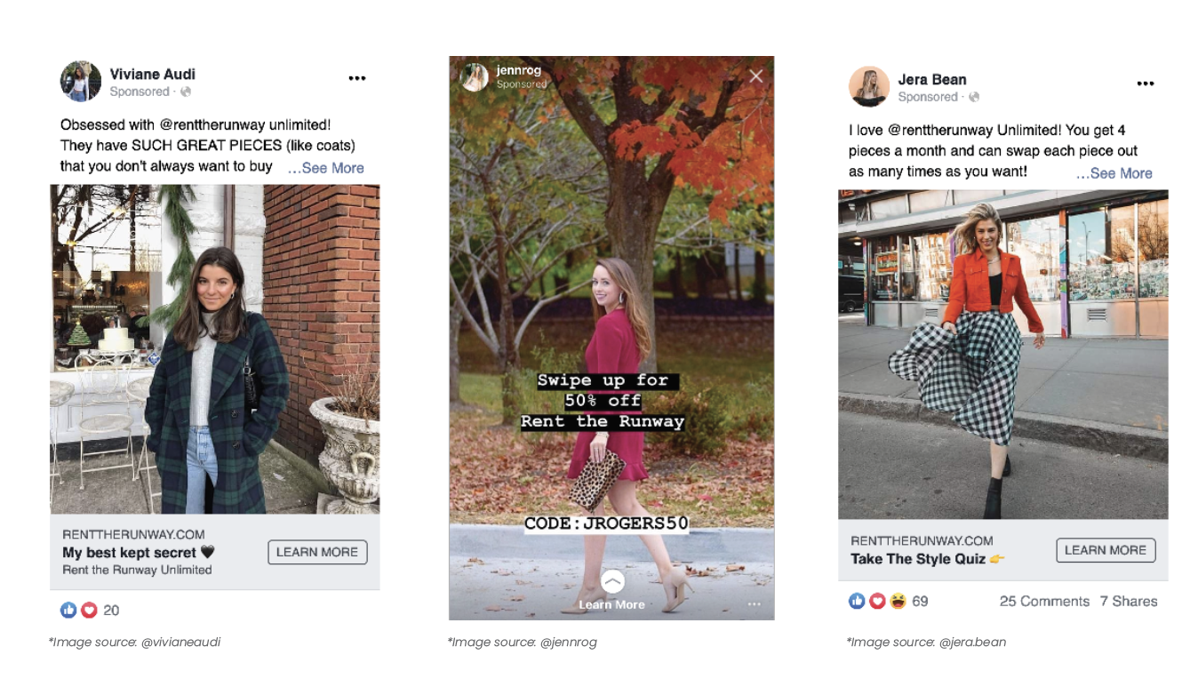 How to use variety in influencer ads