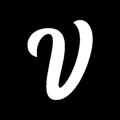 Voiceflow White Single Logo