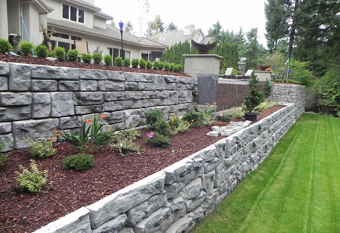 retaining wall ideas that work