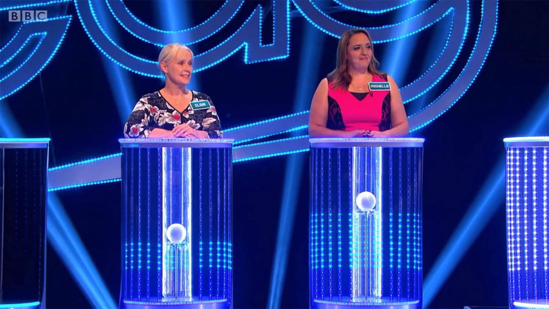 BBC's The Edge studio contestants with ionoco designed podiums