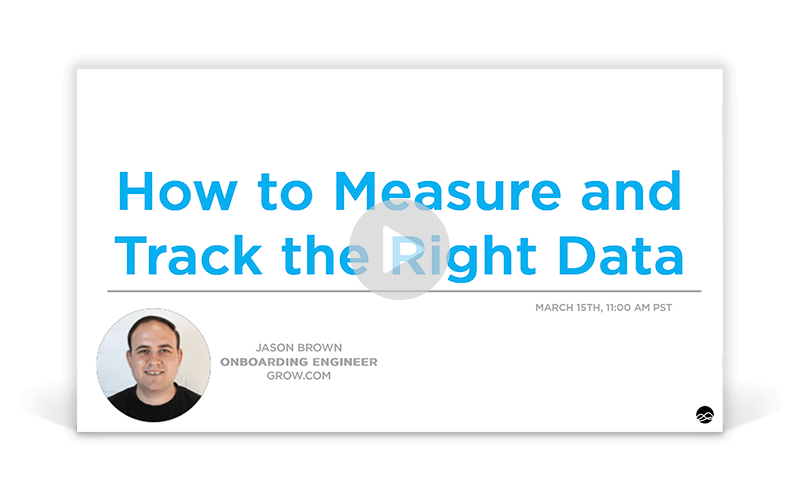 How to Measure & Track the Right Data