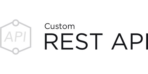 Custom REST API