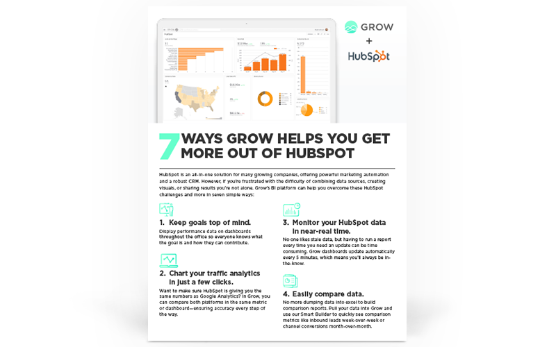 7 Ways Grow Helps You Get More out of Hubspot