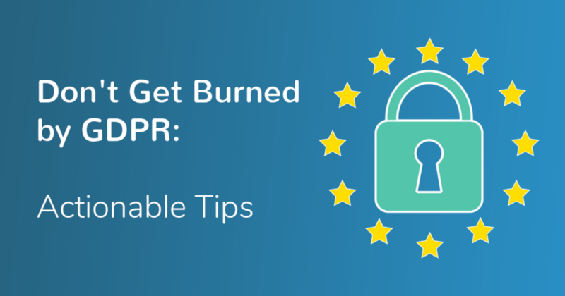 gdpr action tips