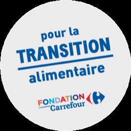 Avec le soutien de la Fondation Carrefour
