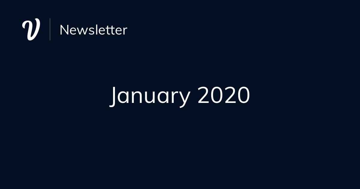 January Newsletter (2020)