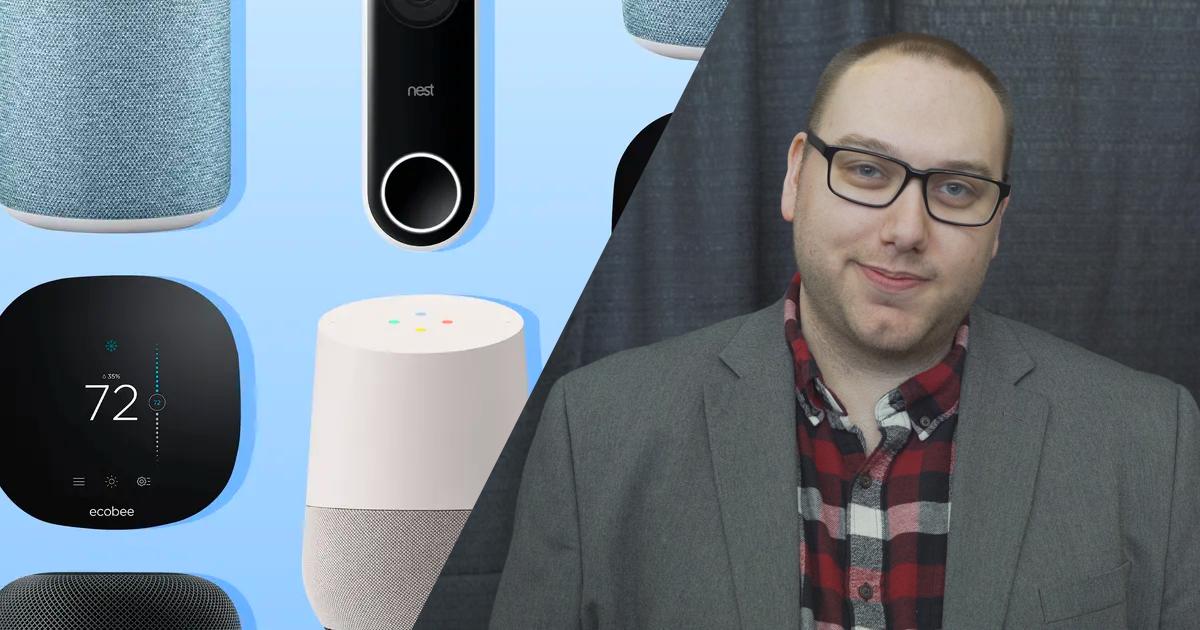 Nick Schwab on leveraging voice technology