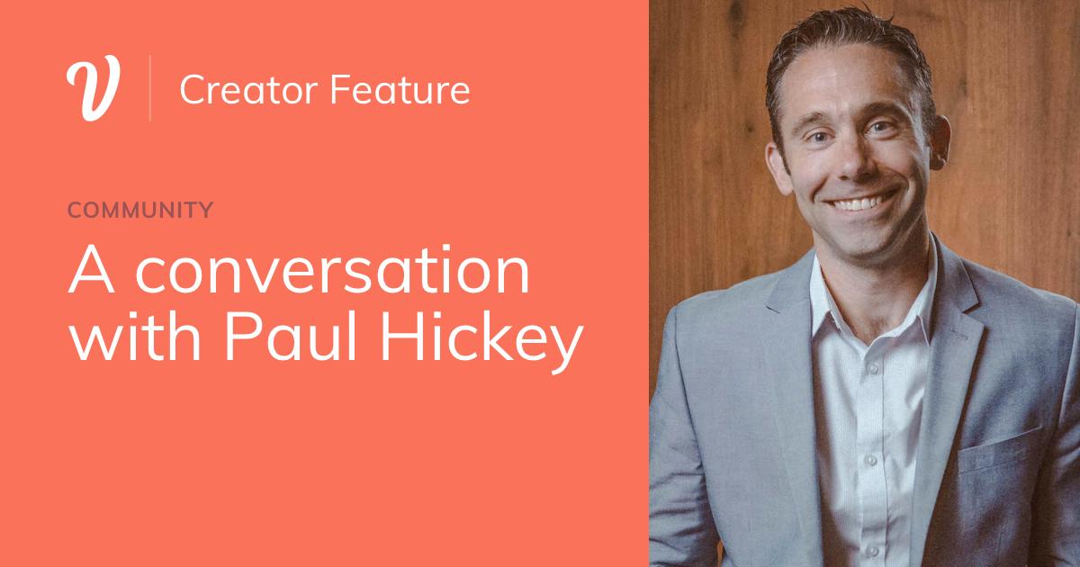 Paul Hickey, Data Driven Design
