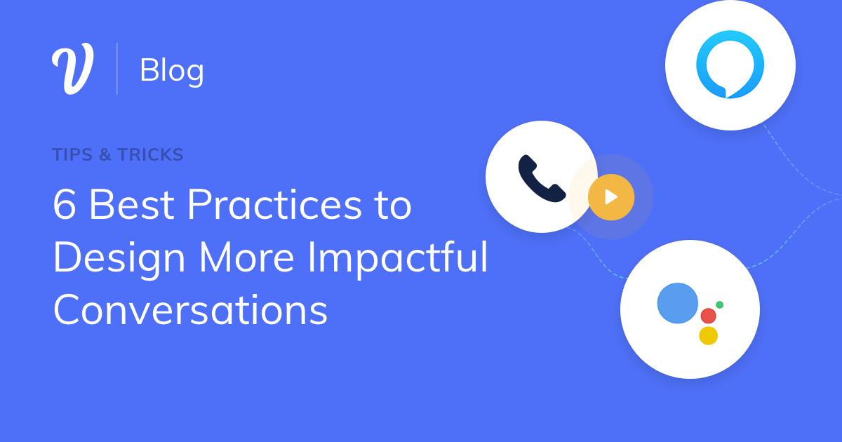 6 effective ways to design more impactful conversations